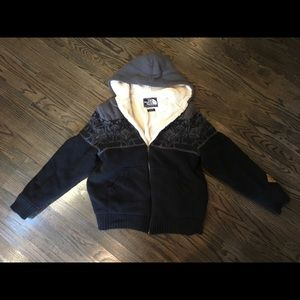 North Face Men's Lined Sweater